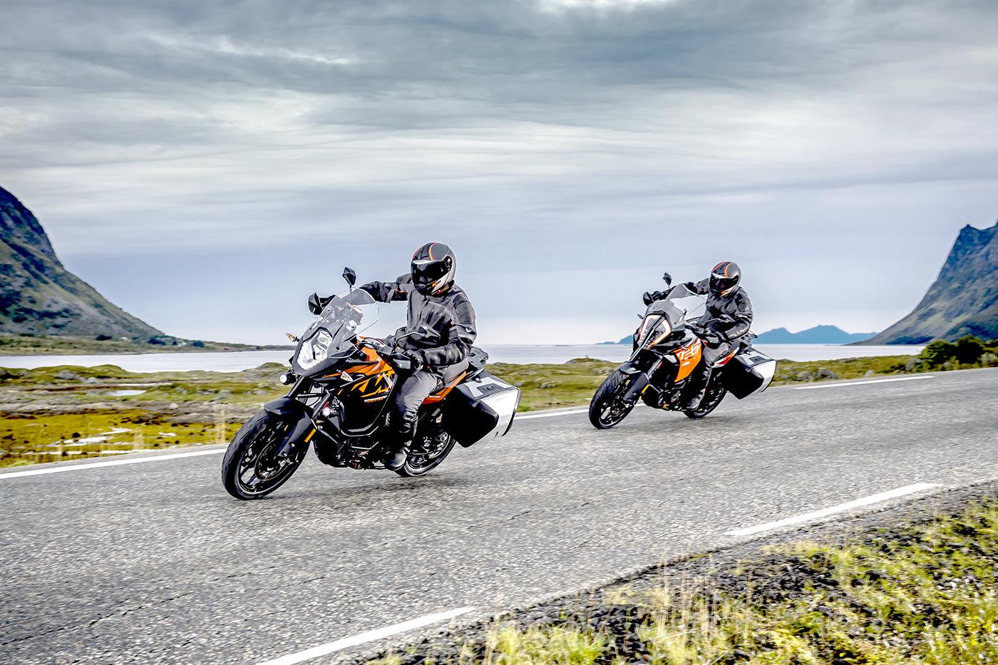 Gli Orange Days 2018 di KTM durano un mese