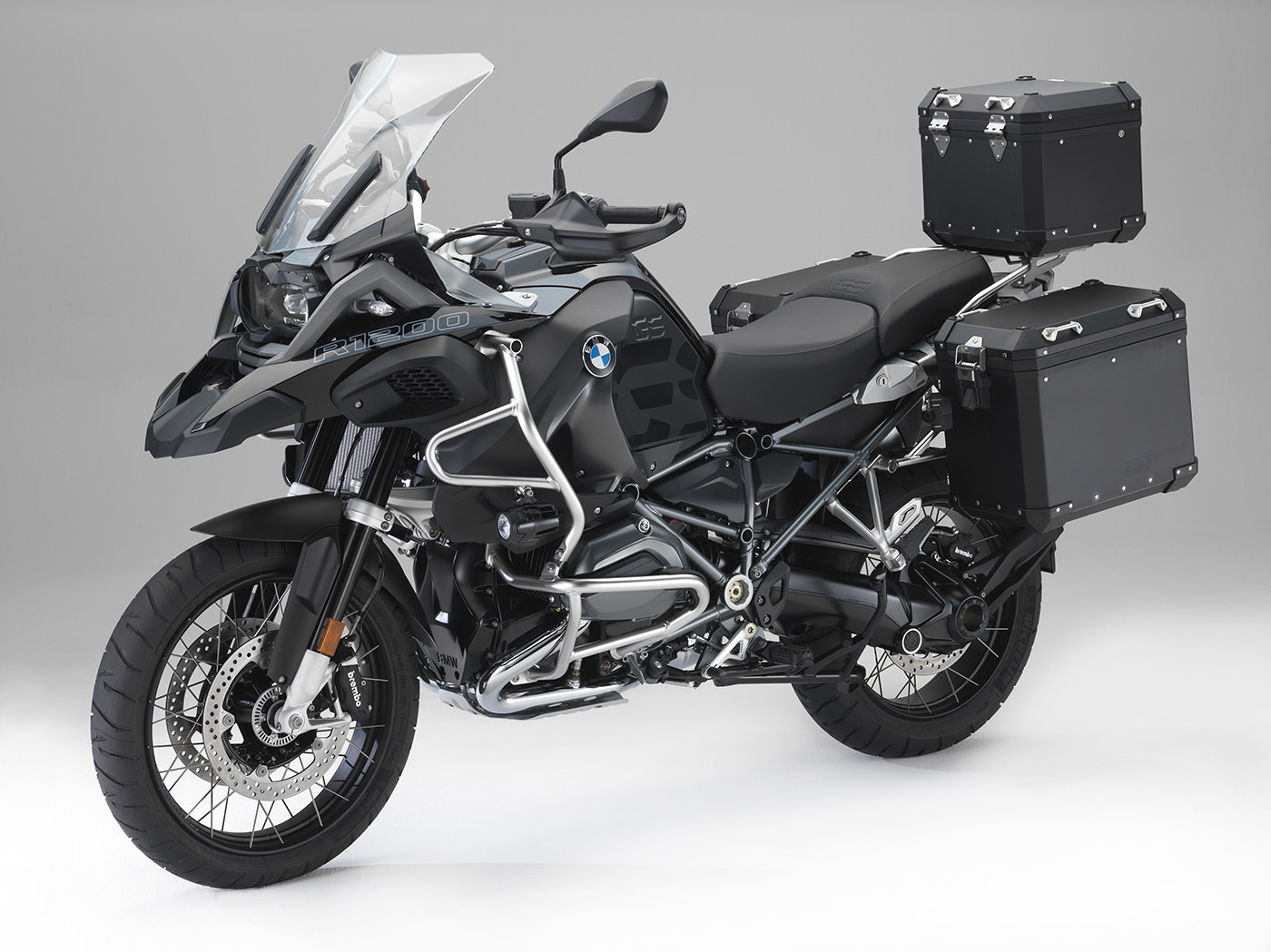 accessori edition black bmw gs