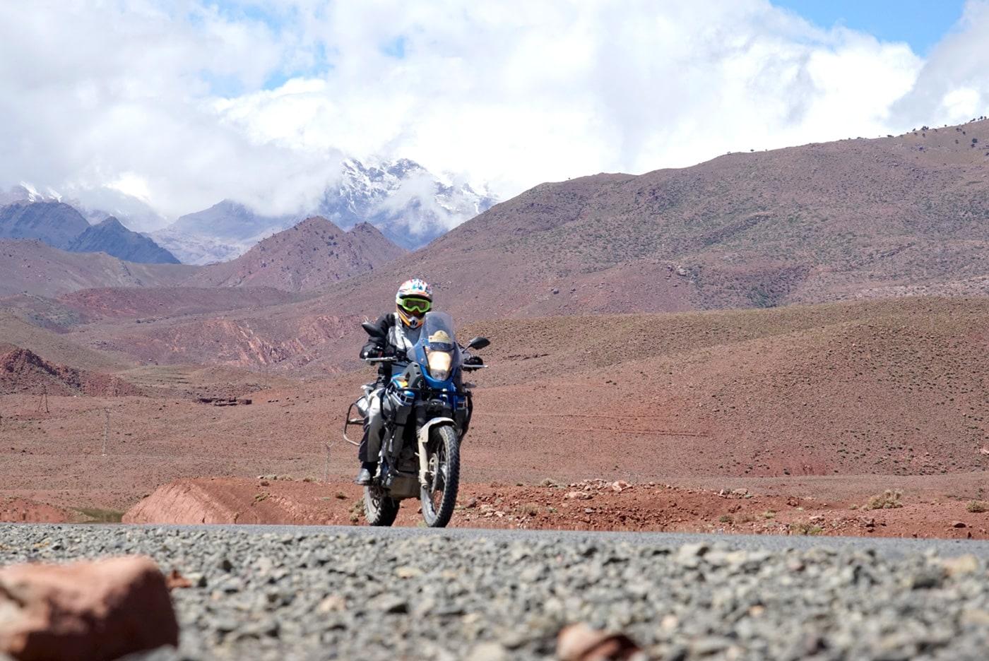 RoadBook al Festival International des Nomades