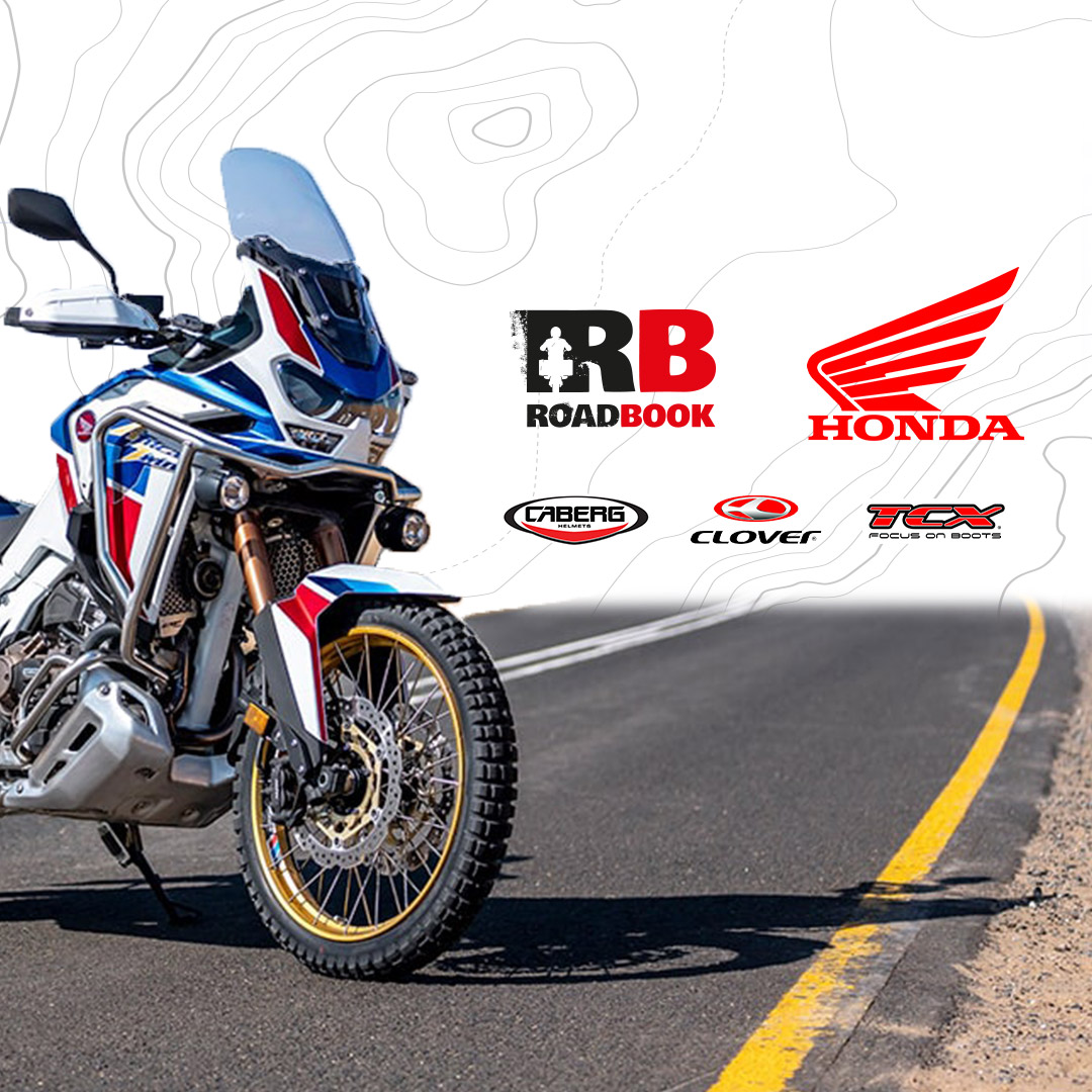 RoadBookRaid 3 Africa Twin 1100